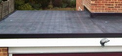 Durable EPDM rubber roofs