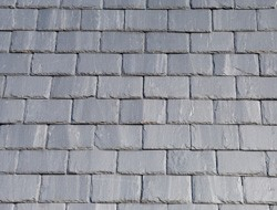 Medium grey coloured roof slates